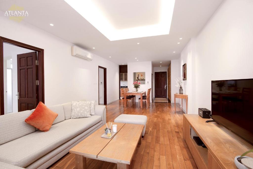 Căn Hộ Luxury 2 Phòng Ngủ