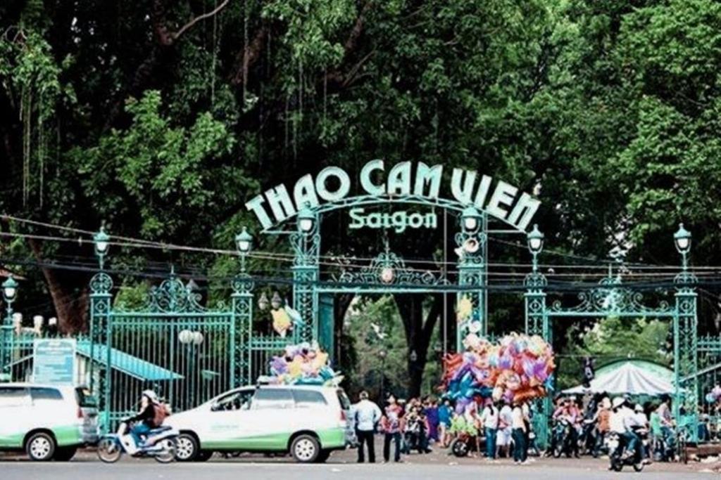 Cherry' House - Saigon Riverside in Thao Dien Centre