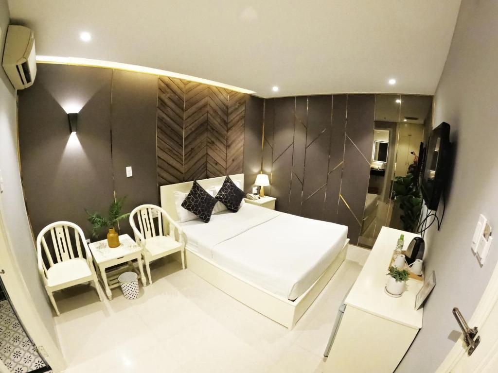 Phòng Tiêu Chuẩn Giường Đôi