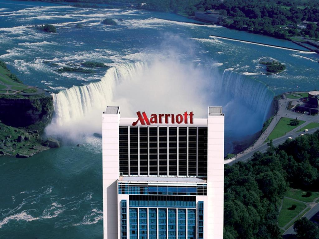 Niagara Falls Marriott On The Falls Niagara Falls Updated