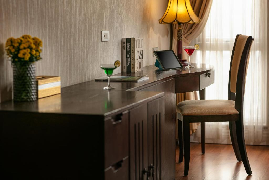Deluxe Suite nhìn ra Thành phố