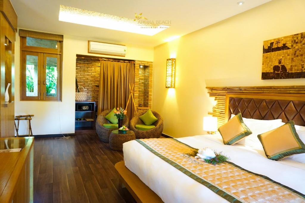 Bungalow 1 Phòng ngủ có Giường Đôi