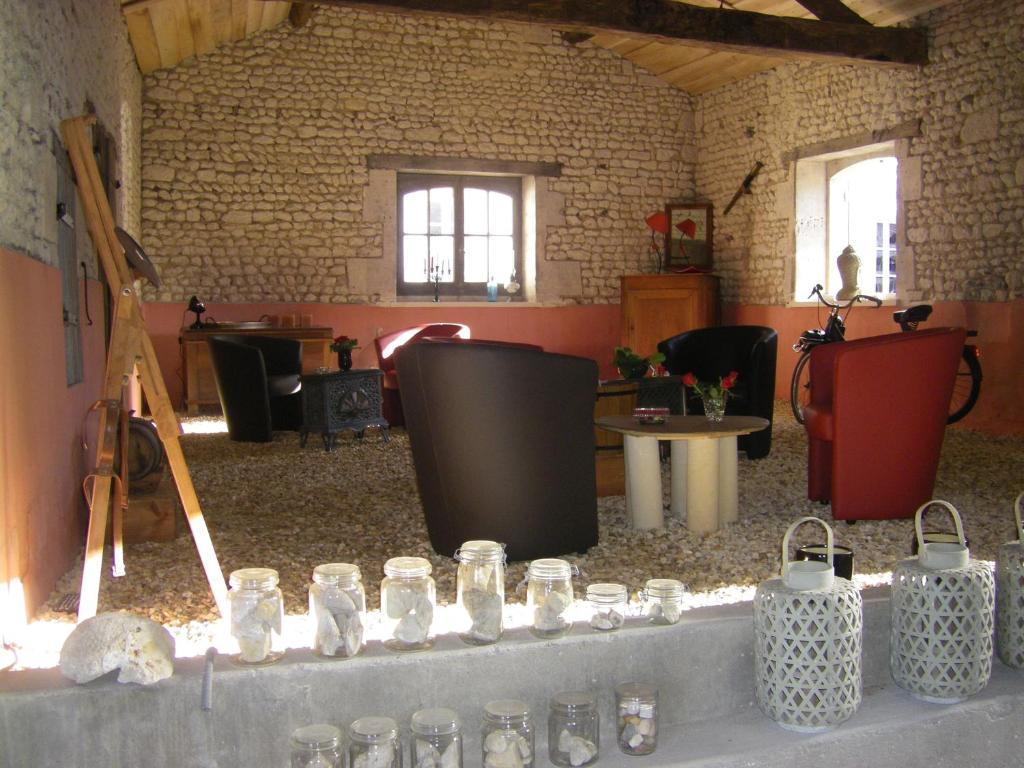 Chambre d'hôtes Clos des Pierres Blanches