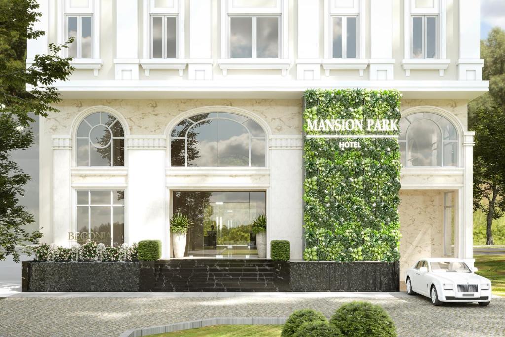 Mansion Park Hotel & Apartment