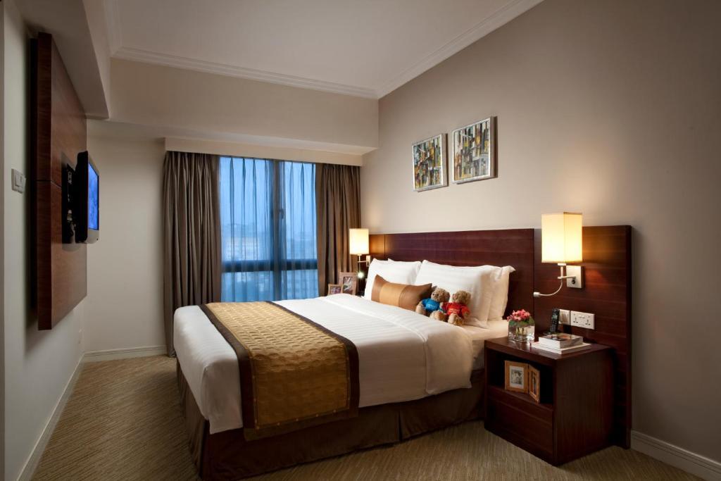 Premier 2 Phòng Ngủ của Somerset Grand Hanoi