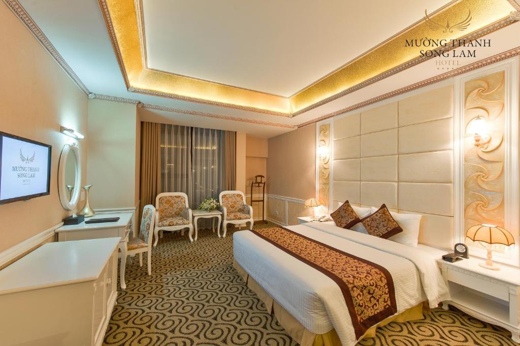 Phòng Premium Deluxe có Giường cỡ King