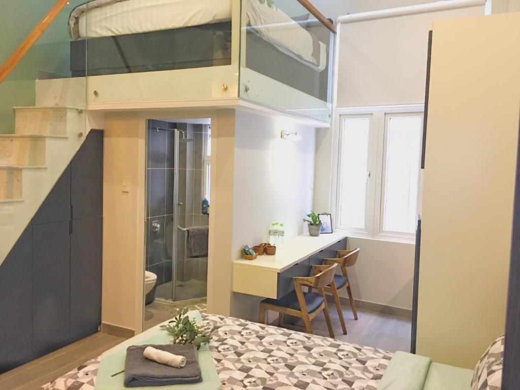 Magnolia's Saigon Serviced Apartment