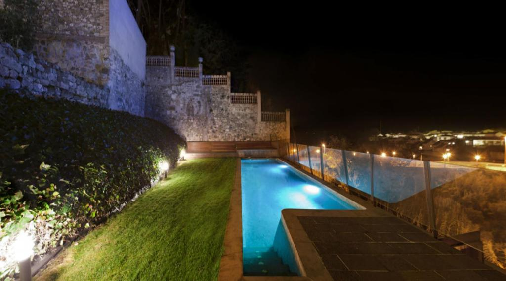 The swimming pool at or near Casa Marcial (adults only)