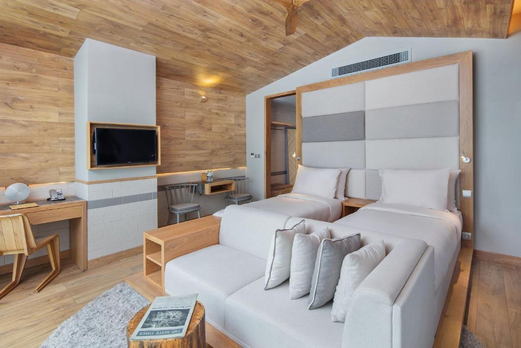 Suite - 2 Giường Đơn
