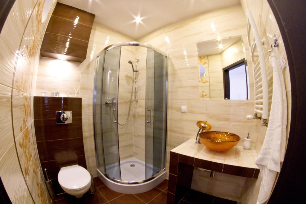 Łazienka w obiekcie Malibu