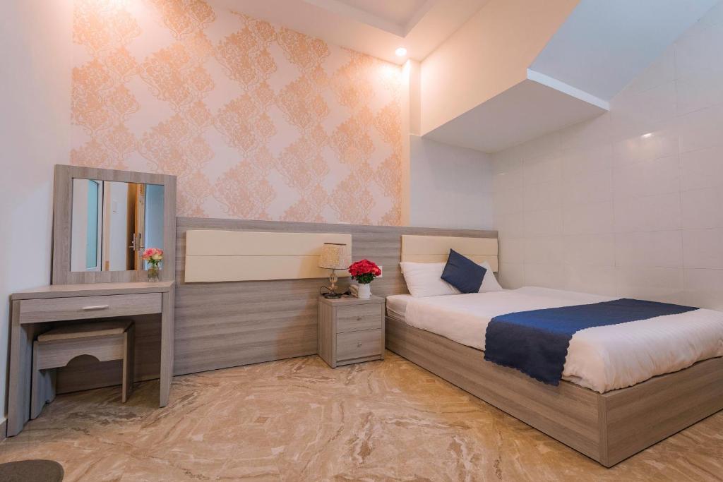 Sử dụng 2 giờ ban ngày | Phòng Tiêu Chuẩn Giường Đôi (phụ phí áp dụng khi lưu trú qua đêm)