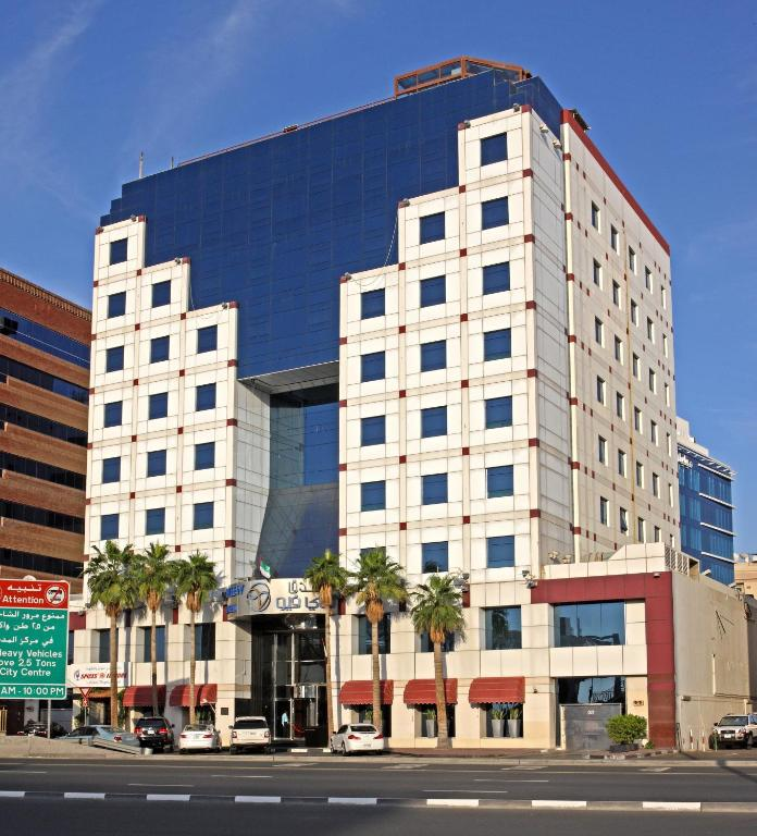 فندق سي فيو دبي الإمارات دبي Bookingcom