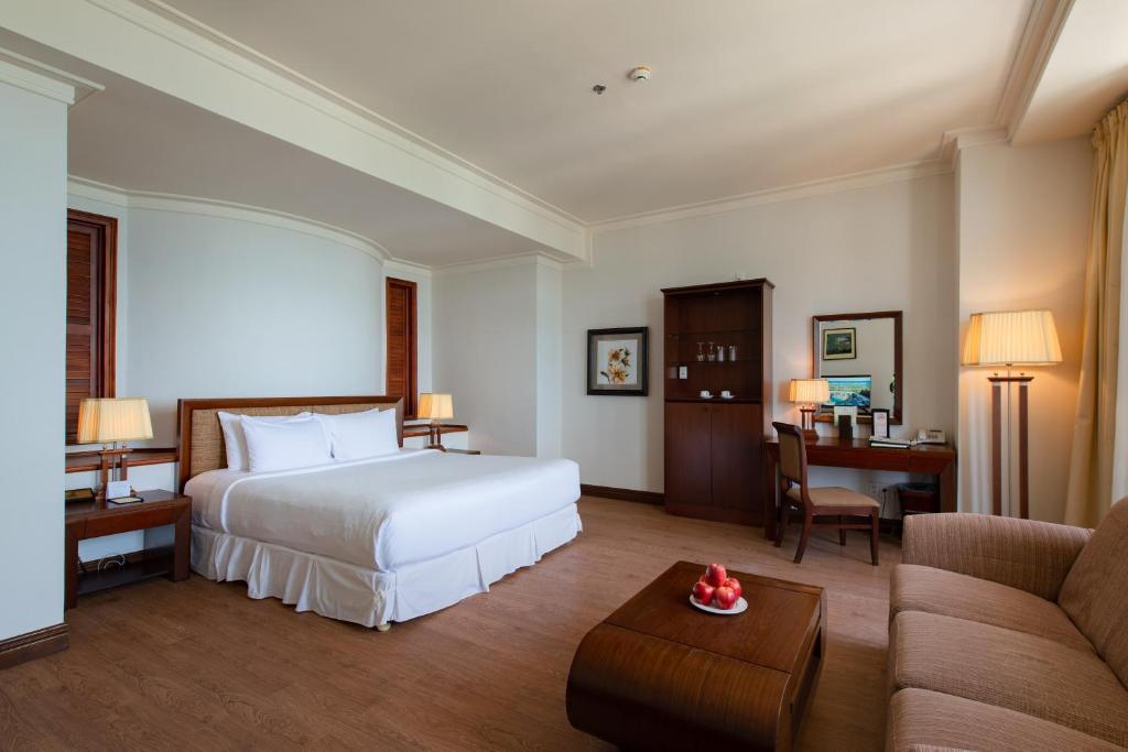 Suite Club Có Giường Cỡ King Và Tầm Nhìn Ra Đại Dương