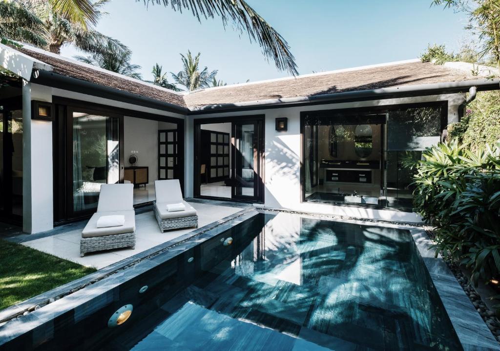 Gói Spa - Biệt Thự 1 Phòng Ngủ Có Hồ Bơi Riêng