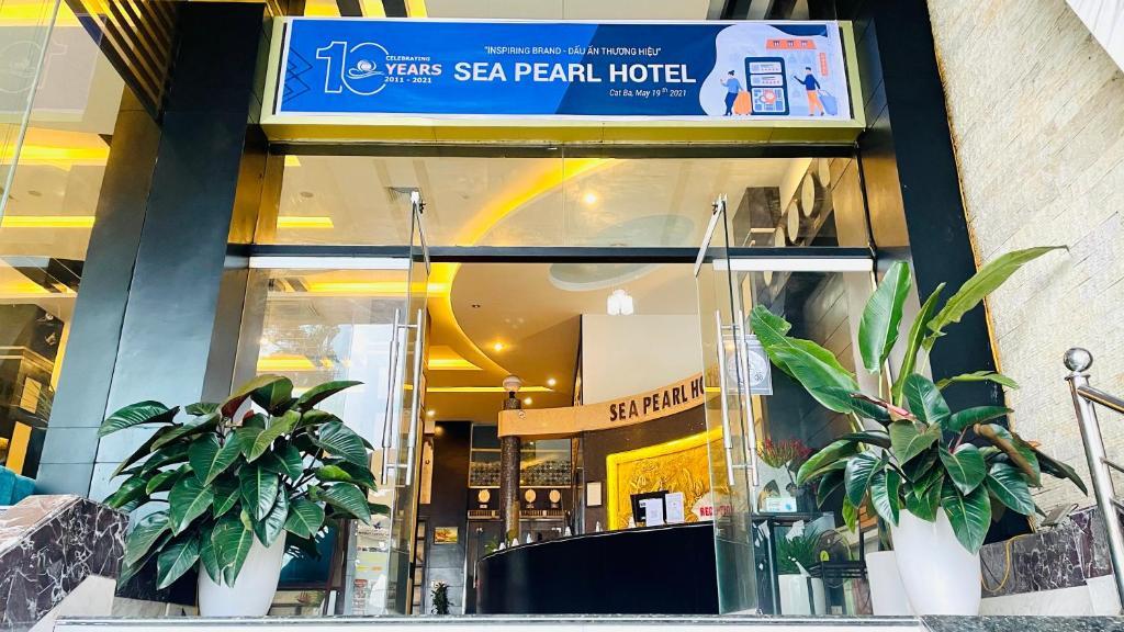 Khách Sạn Sea Pearl