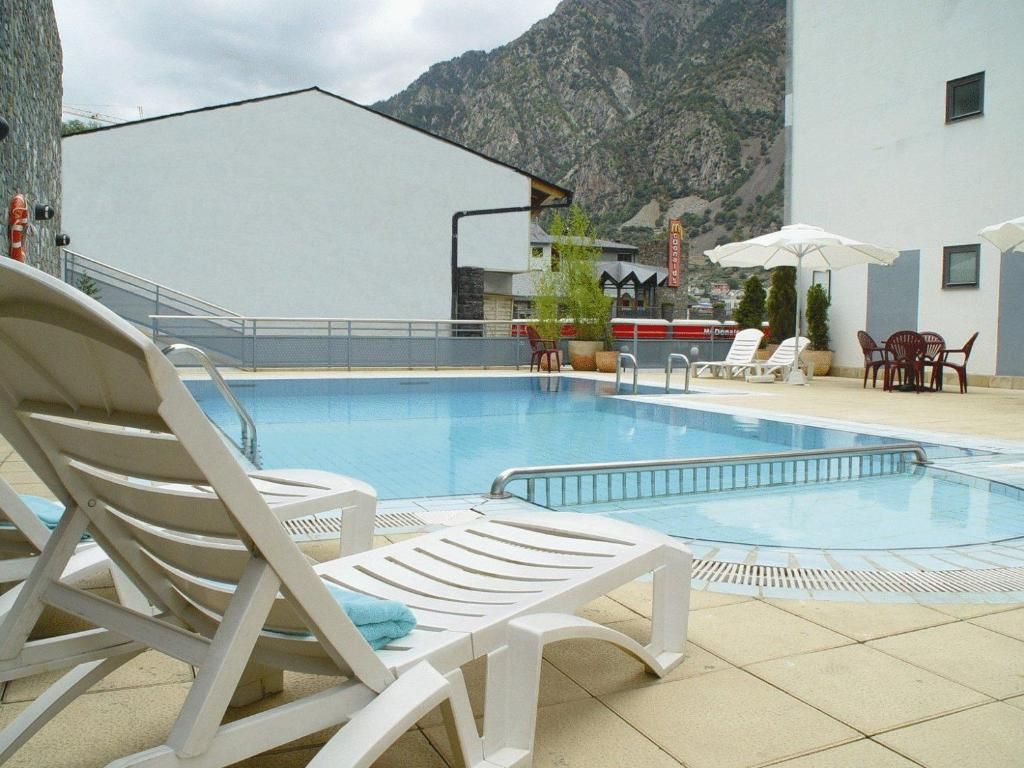 The swimming pool at or near Zenit Diplomatic