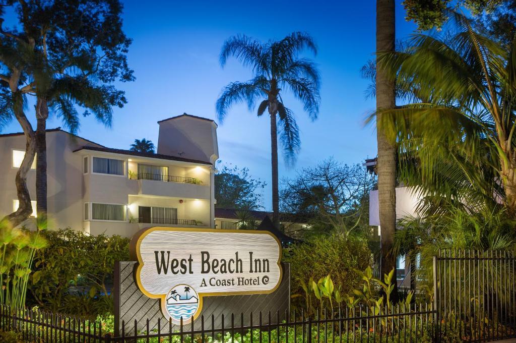 Hotels In Santa Barbara >> West Beach Inn A Coast Hotel Santa Barbara Ca Booking Com