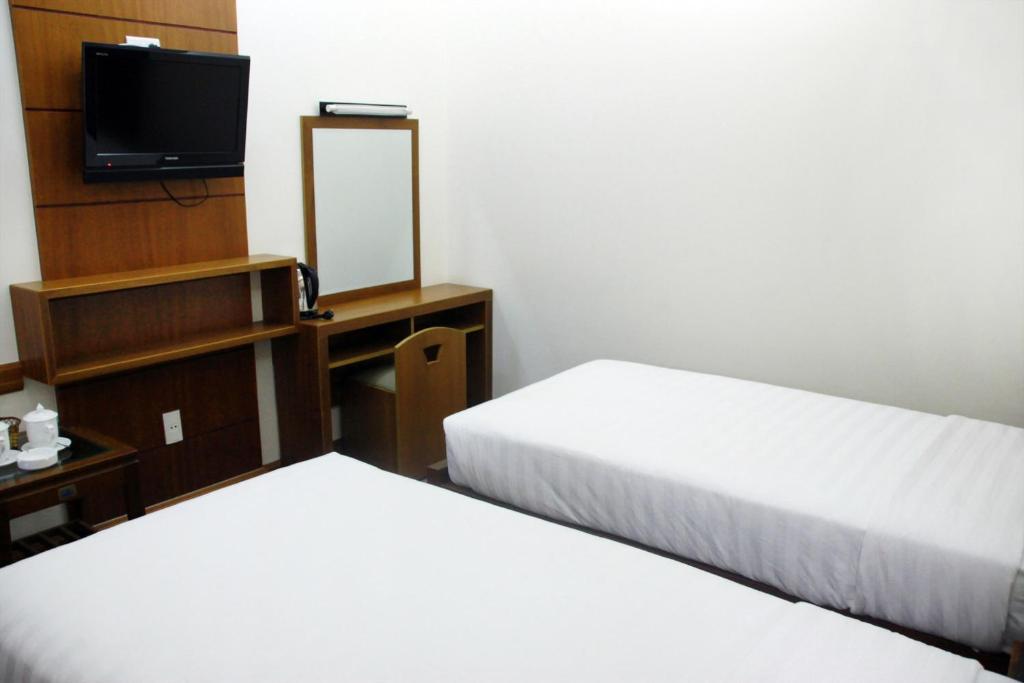 Phòng Cổ điển 2 Giường đơn