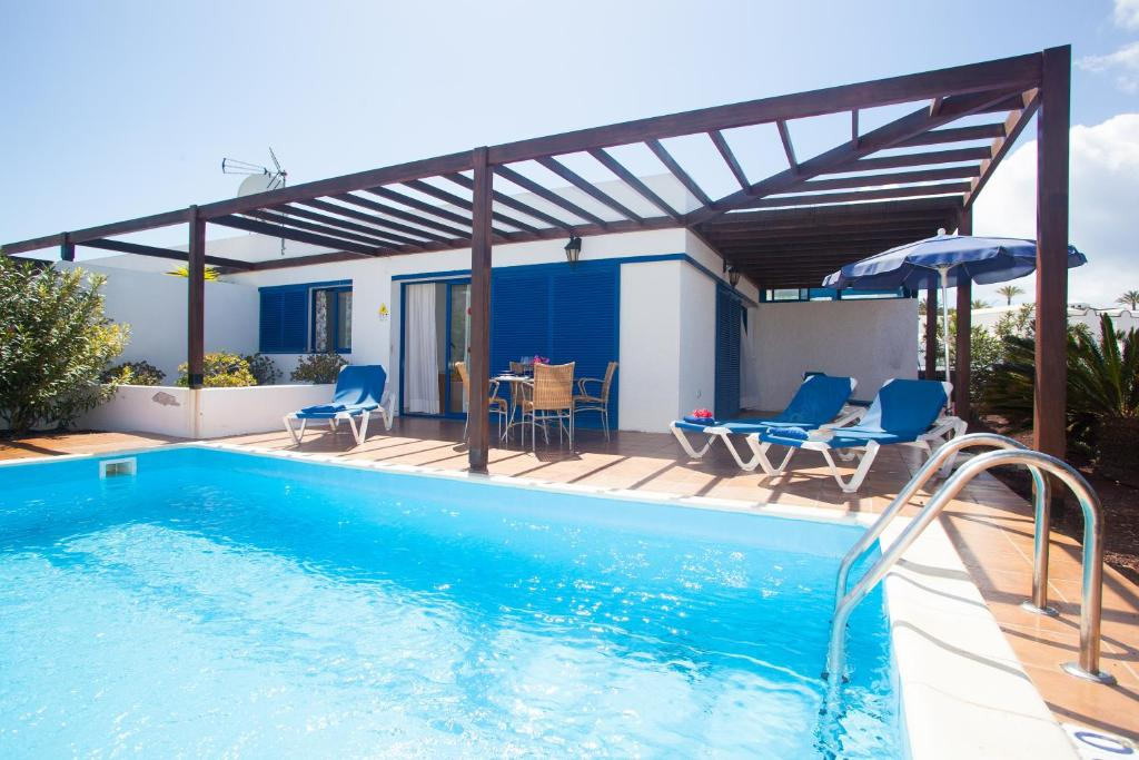 Villas Las Marinas (Spanje Playa Blanca) - Booking.com