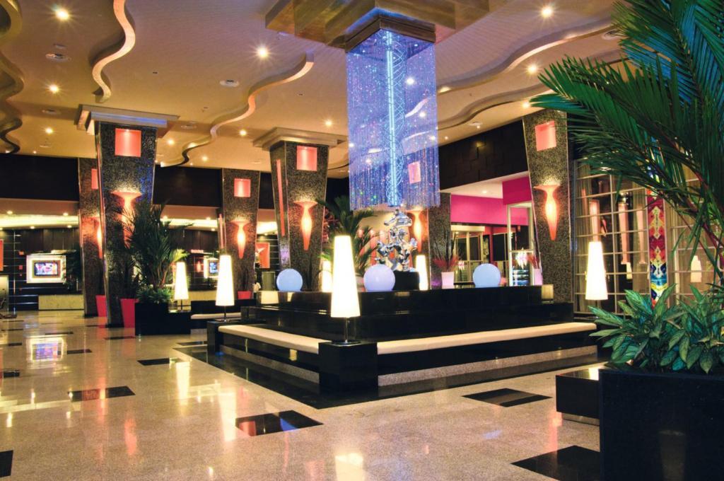 Hotel Riu Plaza Panamá (Panamá Ciudad de Panamá) - Booking.com
