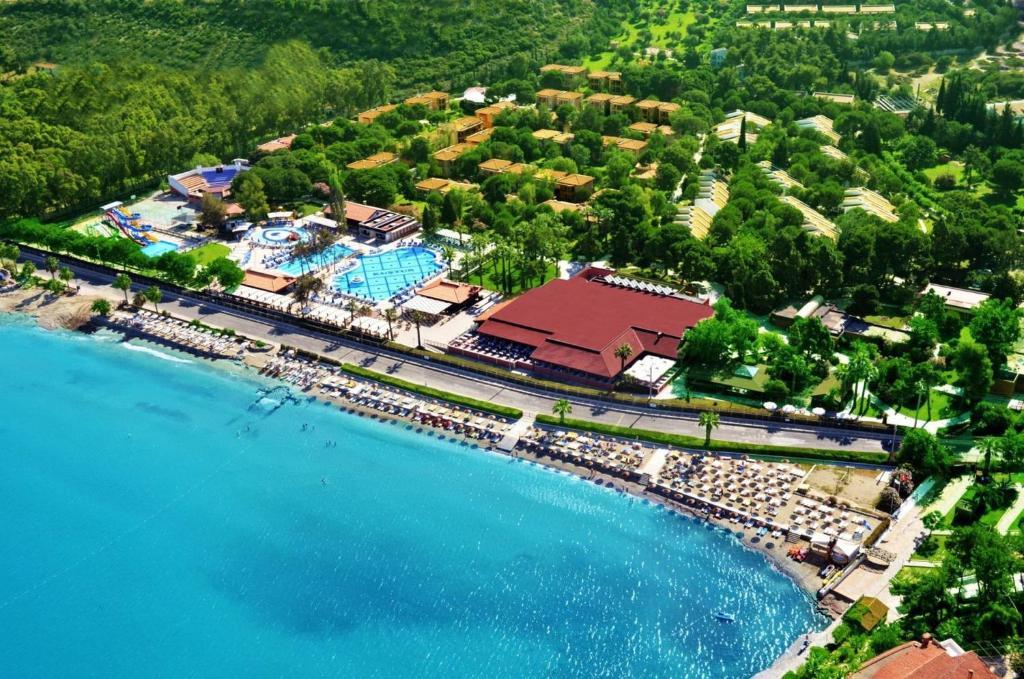 Kustur Club Holiday Village - All Inclusive с высоты птичьего полета
