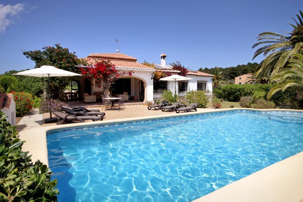 Villa El Tesorito Javea (Spanje Jávea) - Booking.com