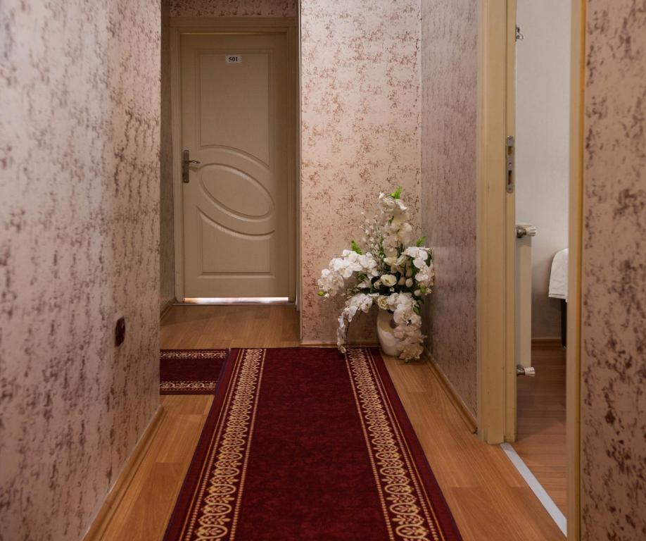 Ванная комната в Grand Hotel Palmiye