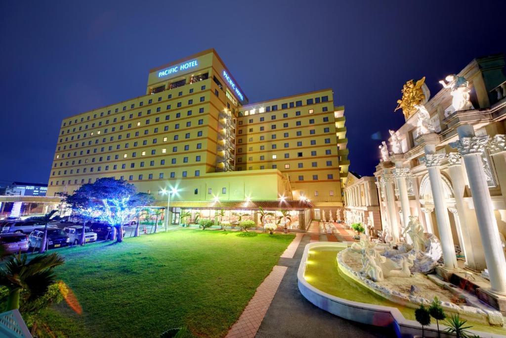 Pacific Hotel Okinawa Naha An