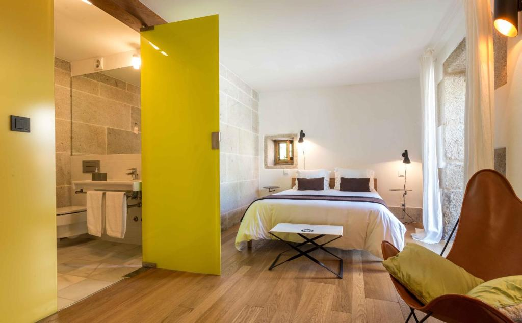boutique hotels padron  10