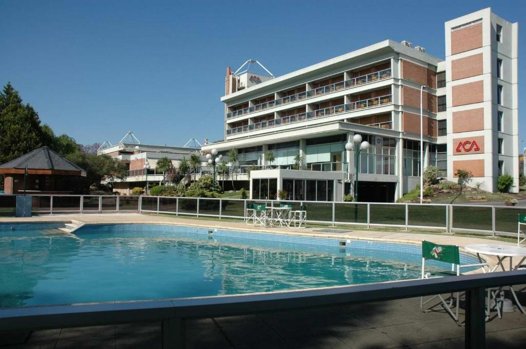 The swimming pool at or near Hotel Dr. Cesar C. Carman