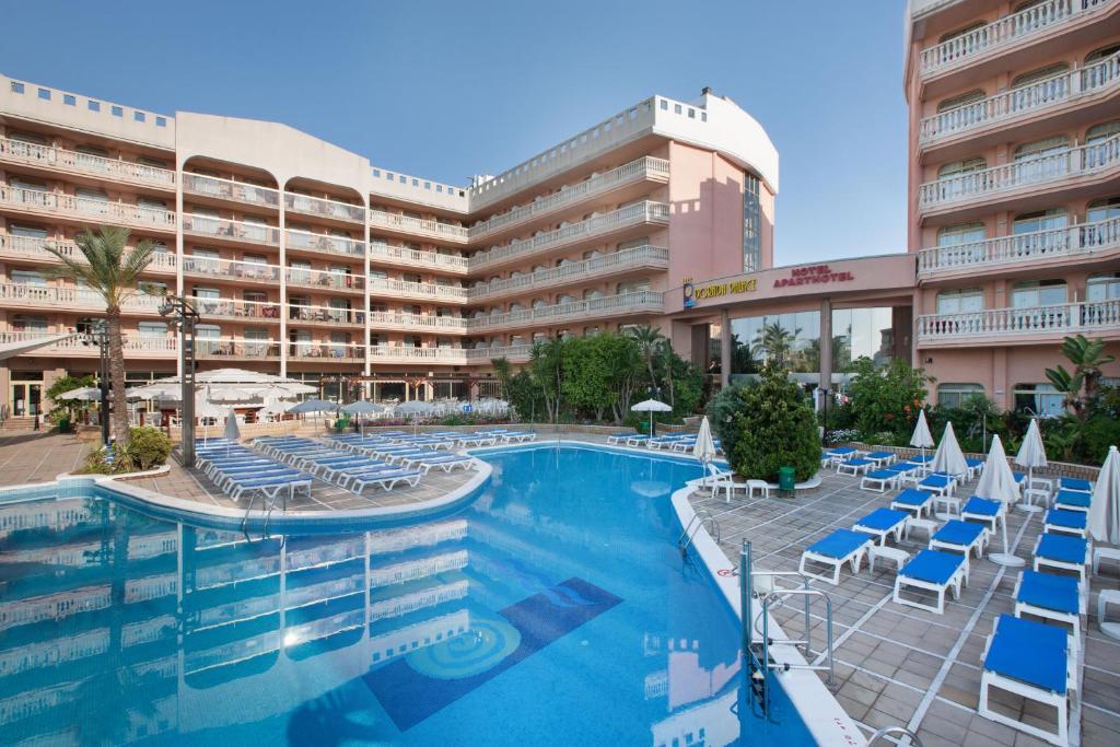 Aparthotel Apart Dorada Palace Spanje Salou Booking Com