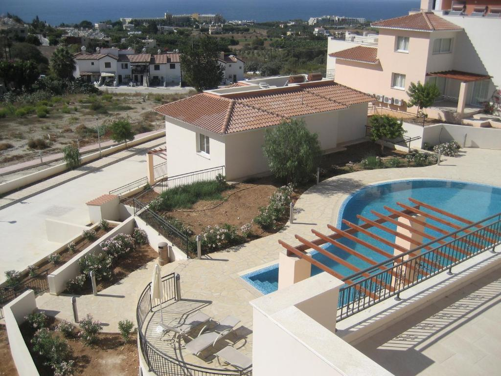 A view of the pool at Anastasia Apartments or nearby