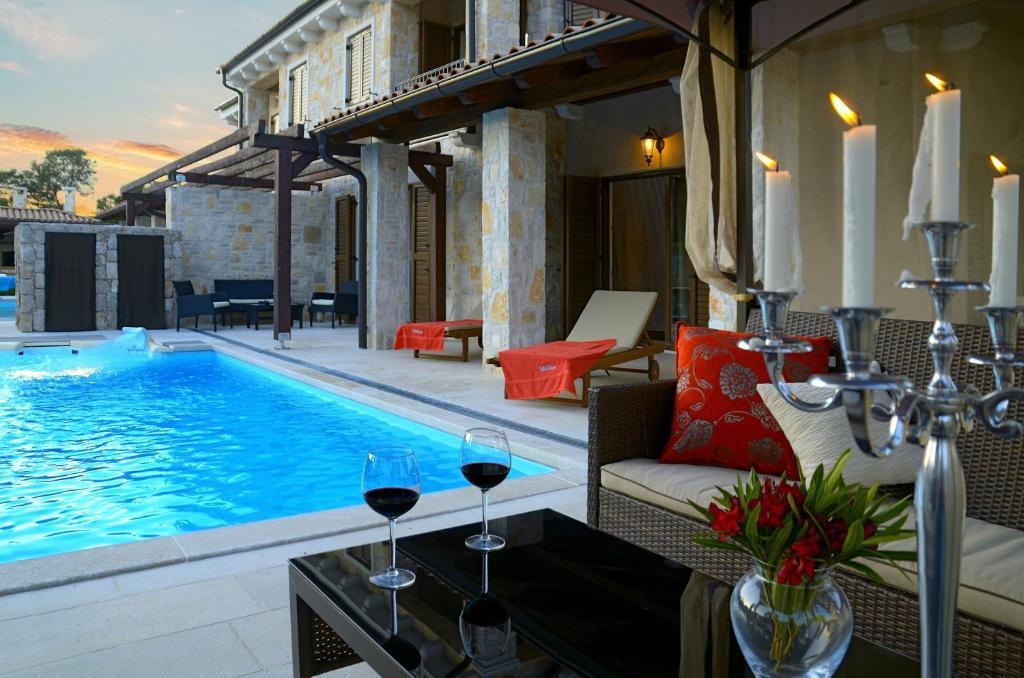 Luxury Villa Bernarda