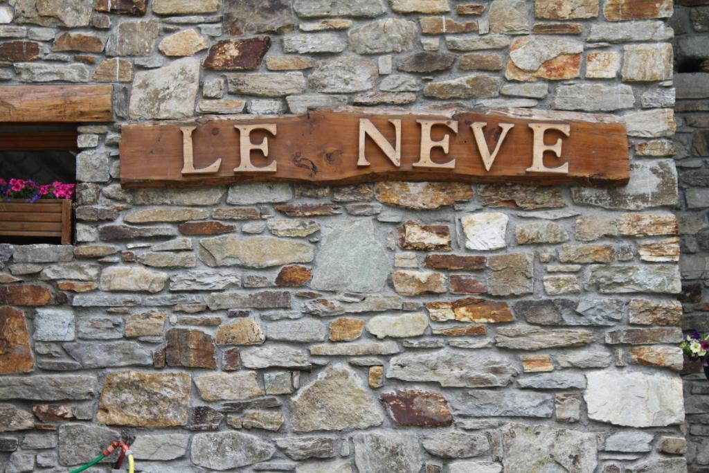 Chalet le Névé