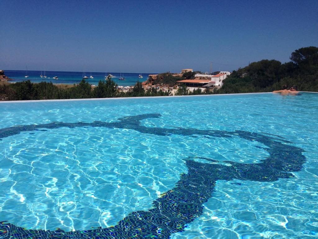 The swimming pool at or near Hotel Cala Saona & Spa