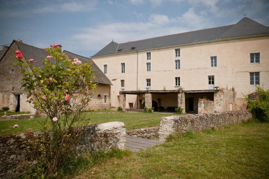 Chambre d'Hôtes des Grands Moulins de Baugé