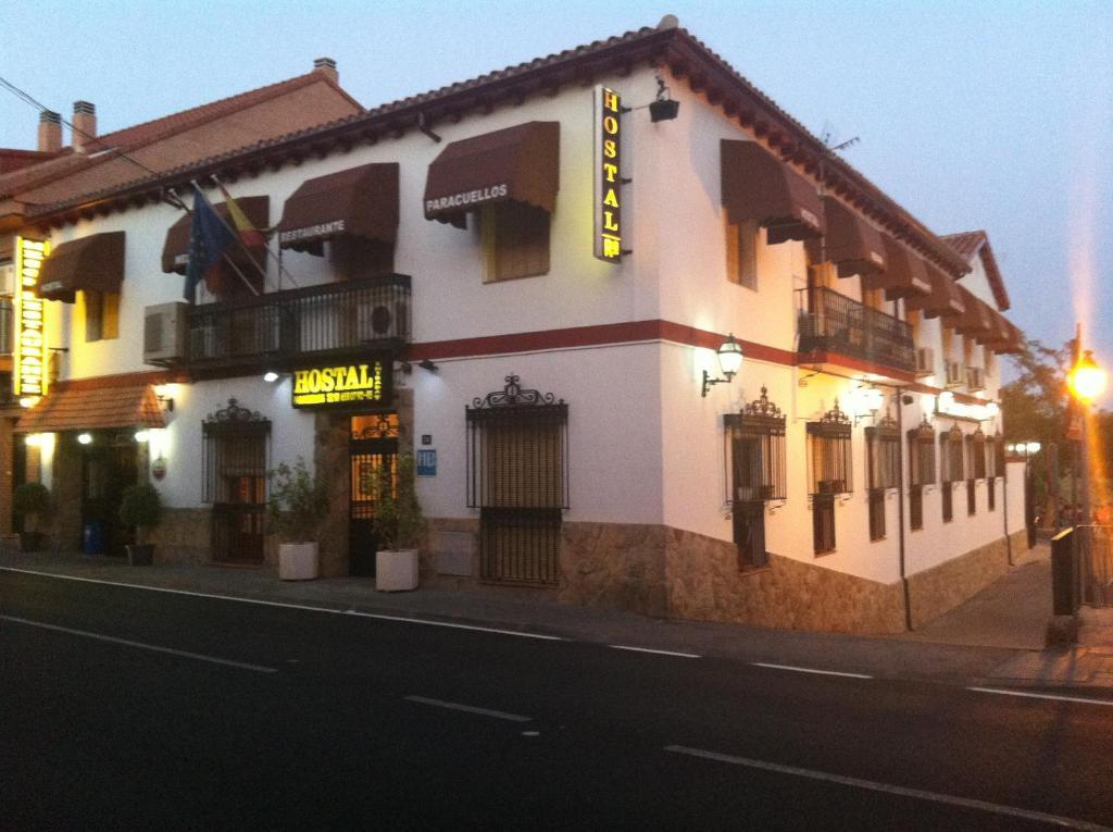 Paracuellos Del Jarama Mapa.Guesthouse Hostal Paracuellos Paracuellos De Jarama Spain