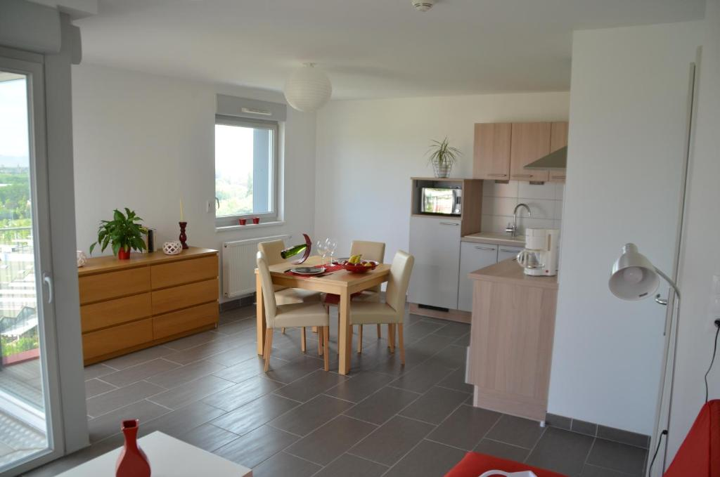 Apartments In Wittersdorf Alsace