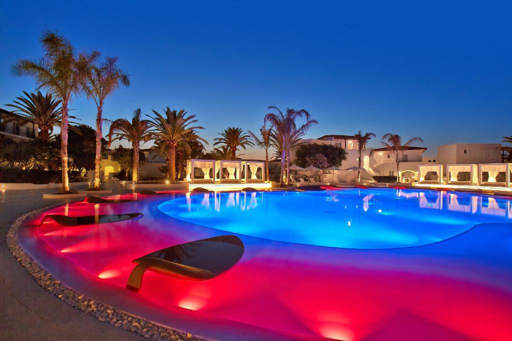 The swimming pool at or near Caramel Grecotel Boutique Resort
