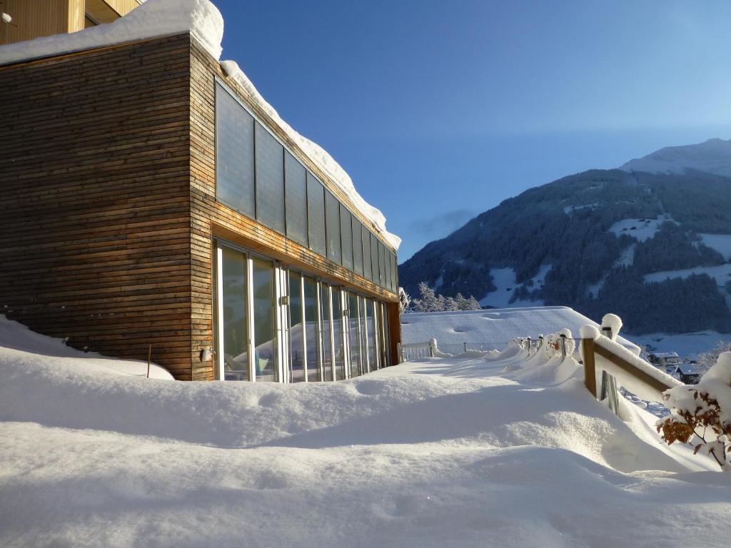 Apartments Max im Winter