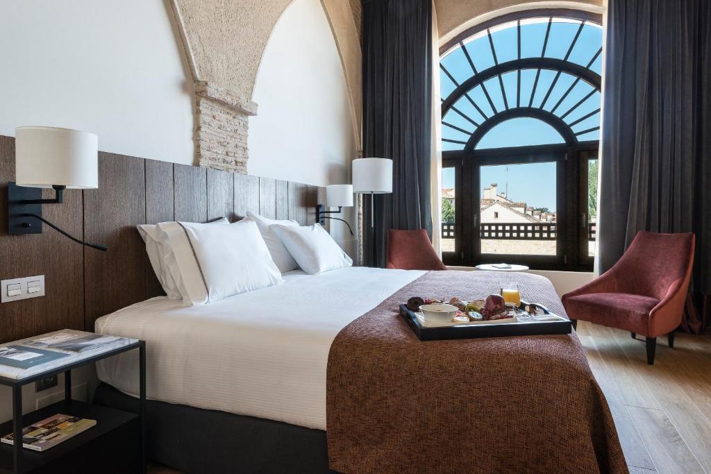 Hotel Eurostars Convento Capuchinos (España Segovia ...