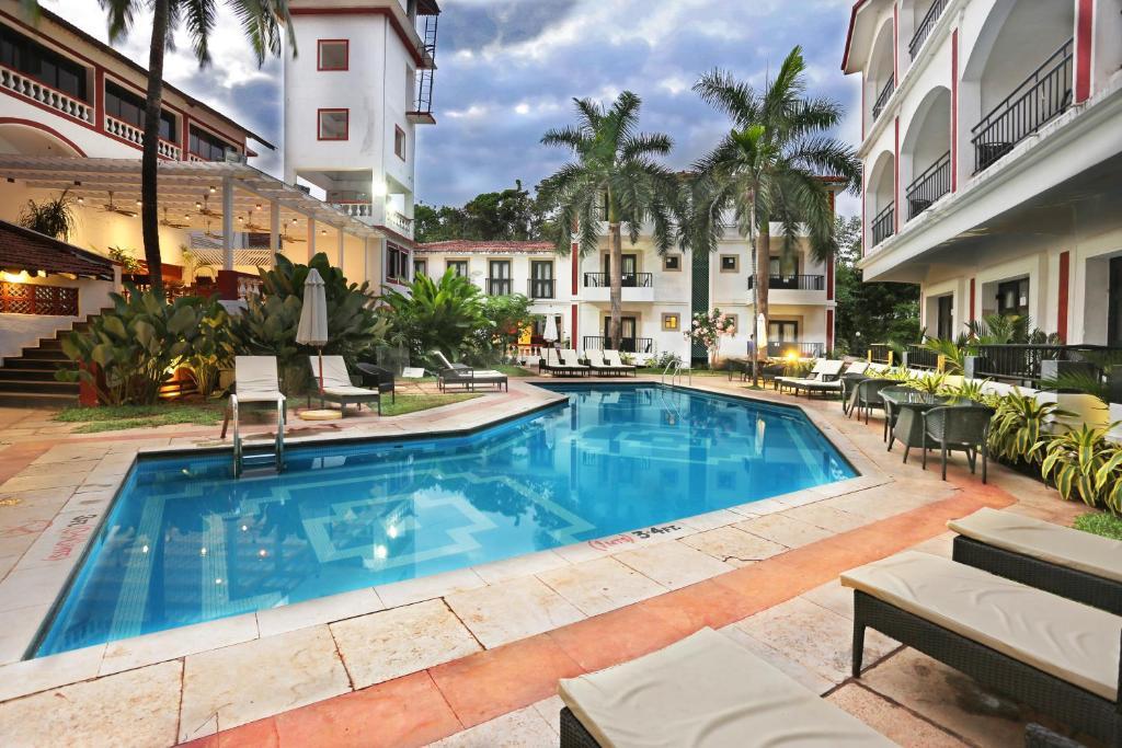 Keys Select Ronil Resort Goa Baga Updated 2019 Prices