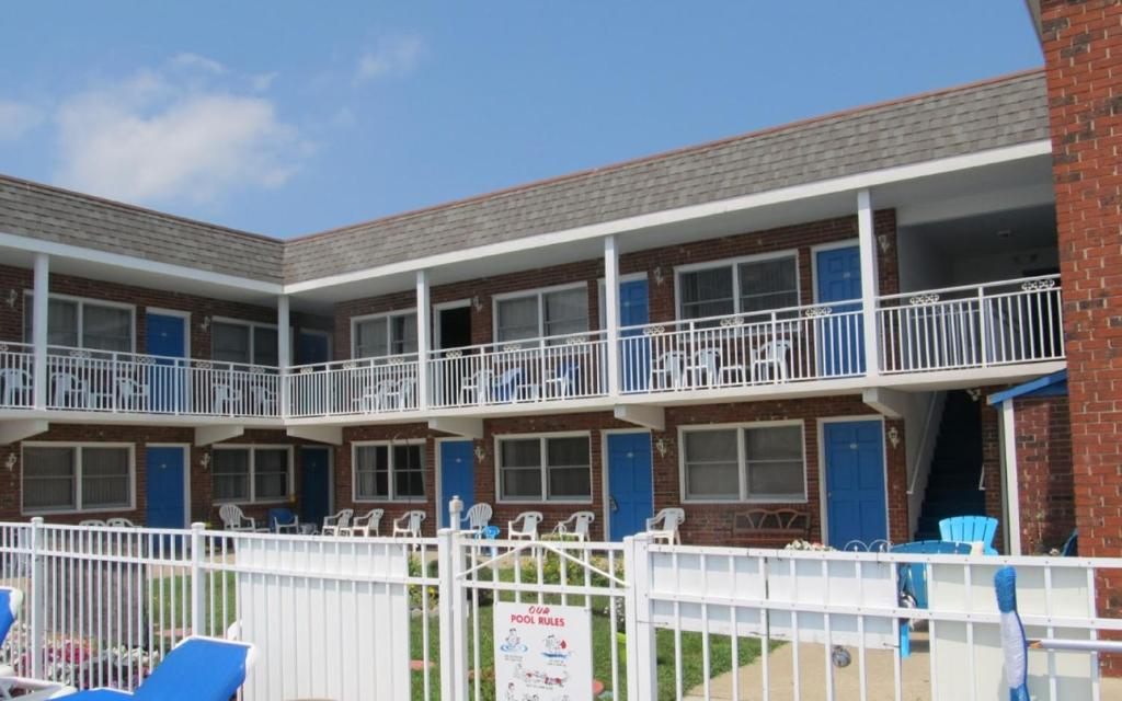 Colton Court Motor Inn
