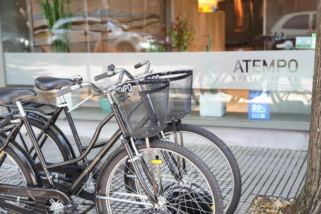 Biking at or in the surroundings of Atempo Design Hotel