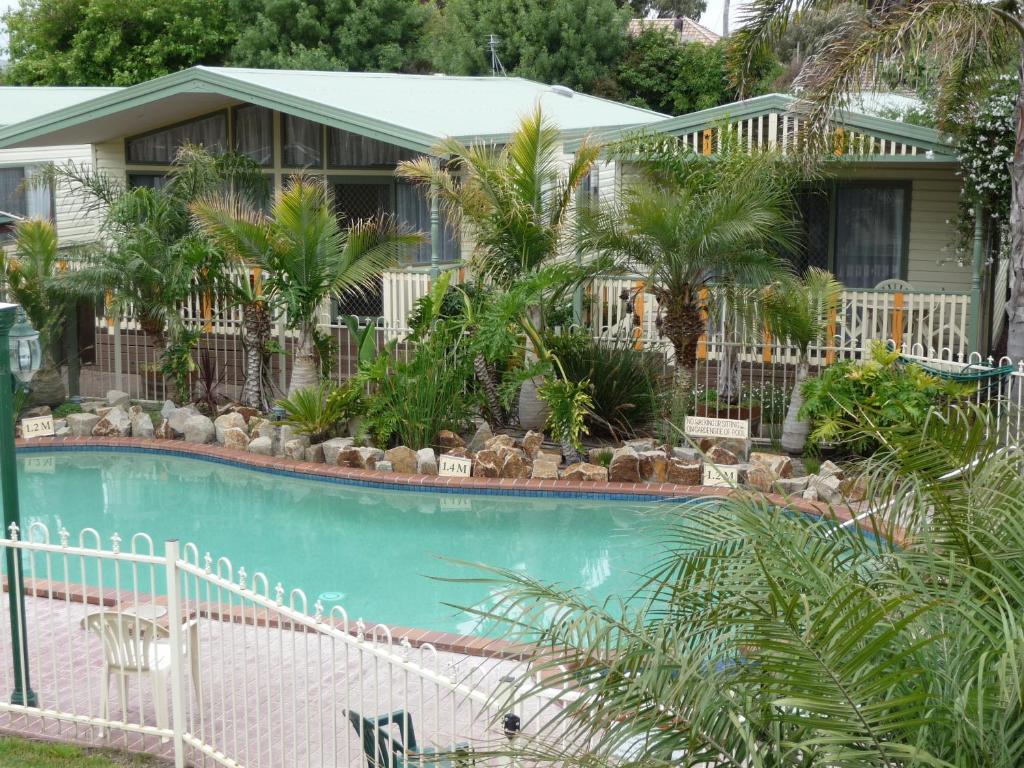 Swimmingpoolen hos eller tæt på Kangerong Holiday Park
