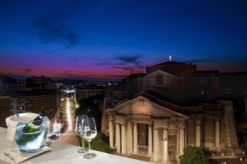 Grand Hotel Ritz, Roma – Precios actualizados 2019
