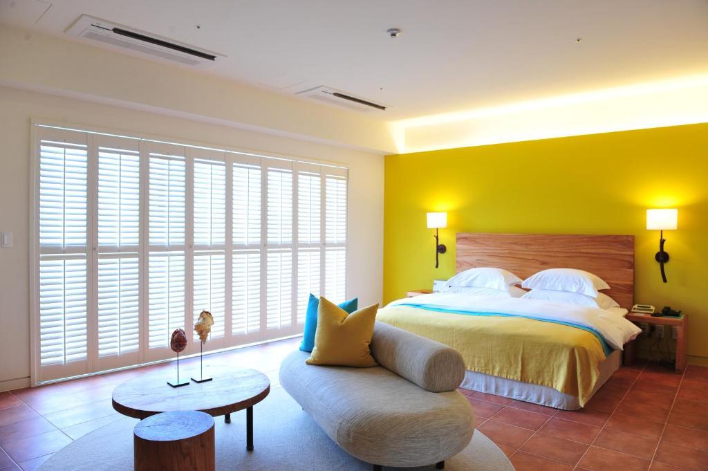 A room at Lao Lao Bay Golf & Resort