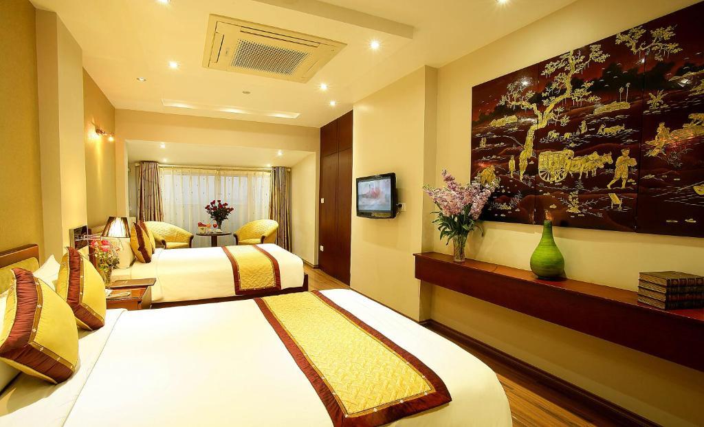 Khách Sạn Hà Nội  View 2
