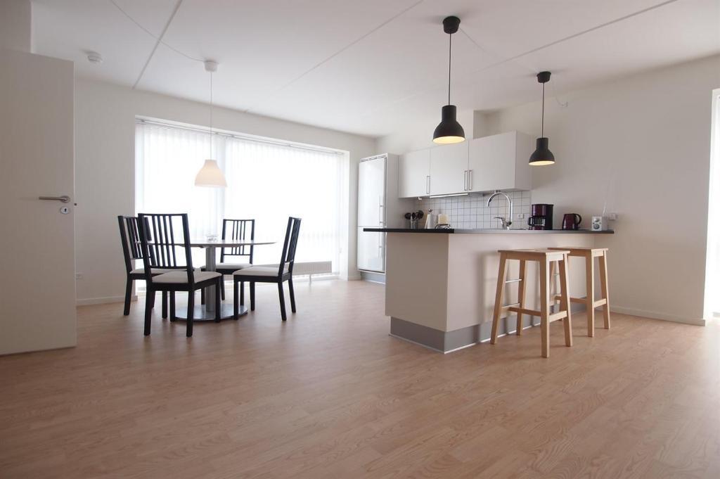 Apartment Ørstedsgade I