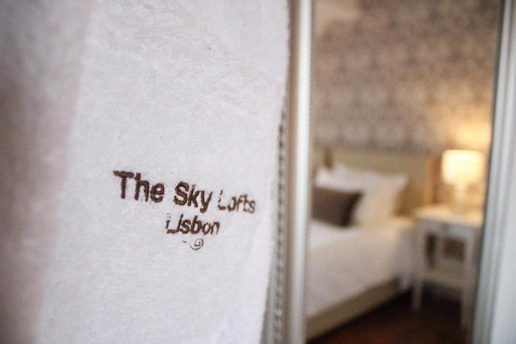 The Sky Lofts Lisbon - Guesthouse